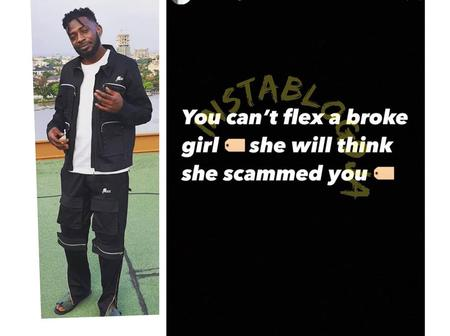 See What Singer May D said About Broke Girls That Got People Talking