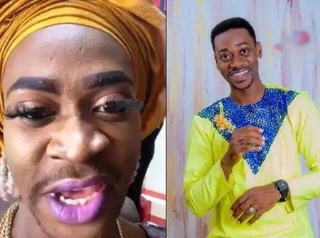 See Funny Pictures of Nollywood Actor, Lateef Adedimeji