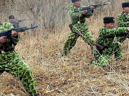 Are These The Top 10 Ten Countries With The Worst Military? OPINION