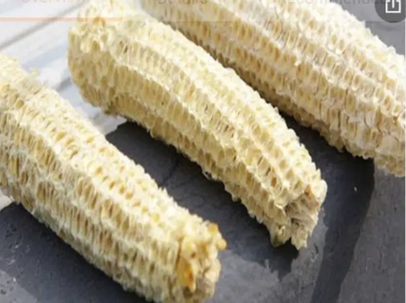 Don't throw corn cobs away, you can make money through it after studying its benefits