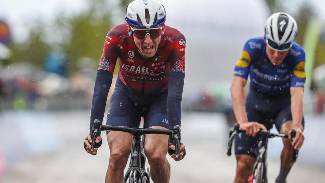 Tour d'Italie - Dan Martin : «Ça montre que ma forme est bonne»