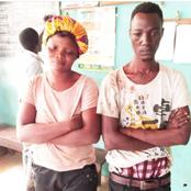 Robbery Suspects Who Robbed A Pastor Reveal This Information That Led to Recovery of a Stolen Car