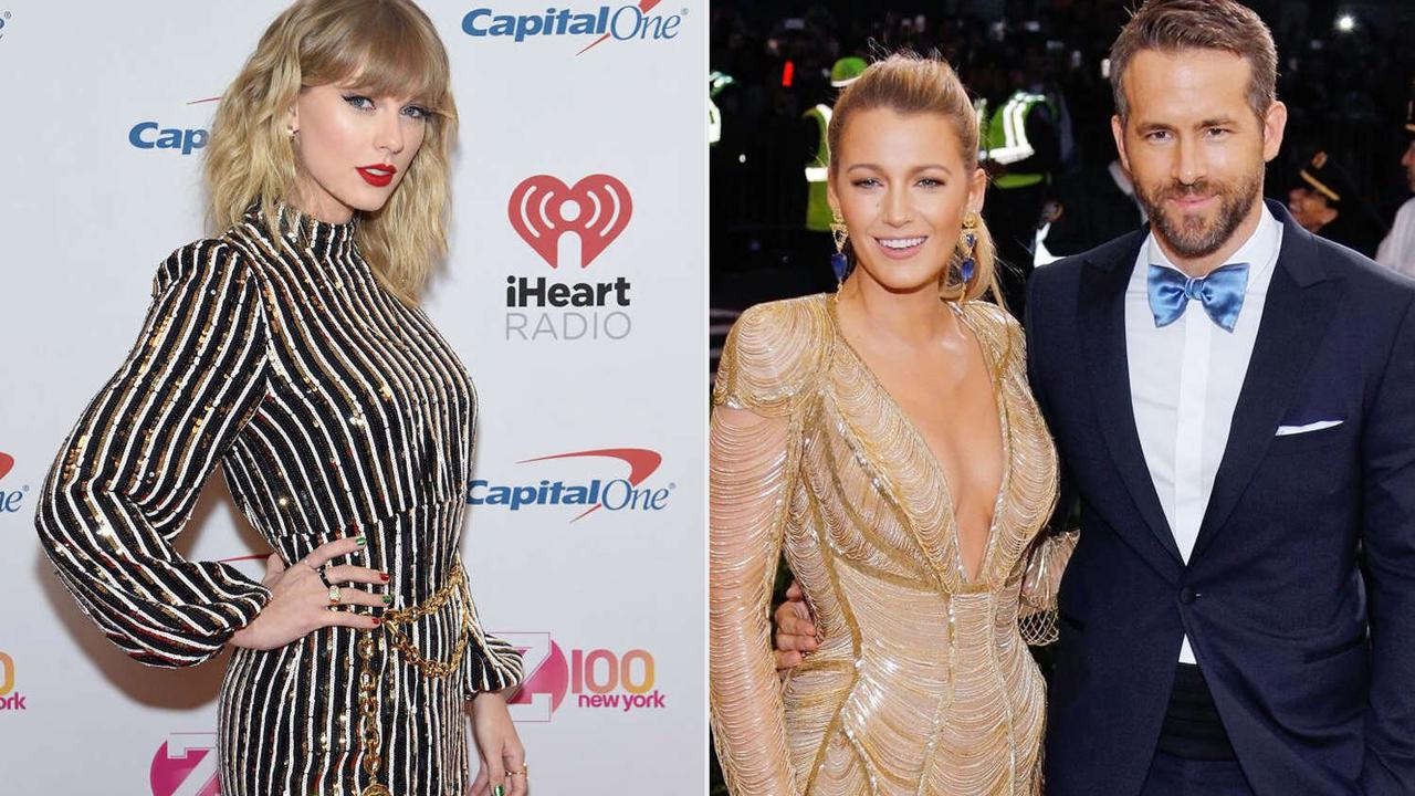 Ryan Reynolds on Surprising His Kids with Taylor Swift's Song 'Betty' — Which Features Their Names!