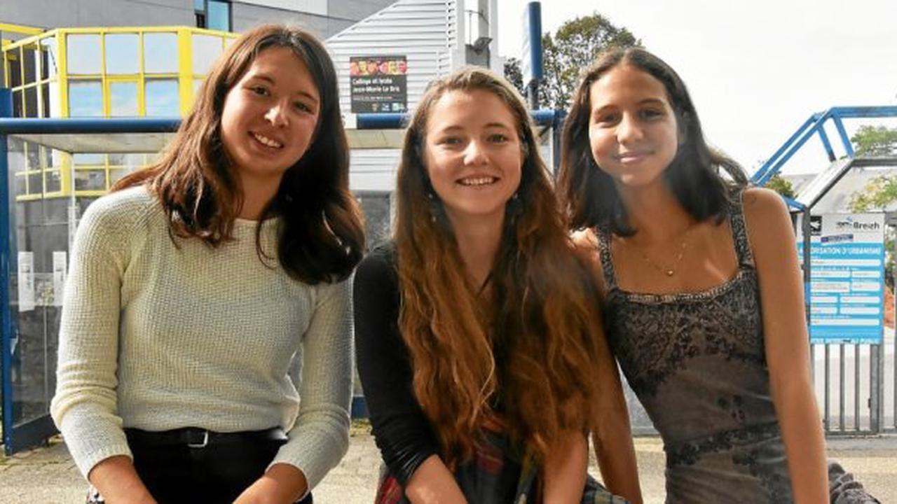 Douarnenez - Des lycéennes douarnenistes veulent faciliter l'accès des jeunes aux préservatifs