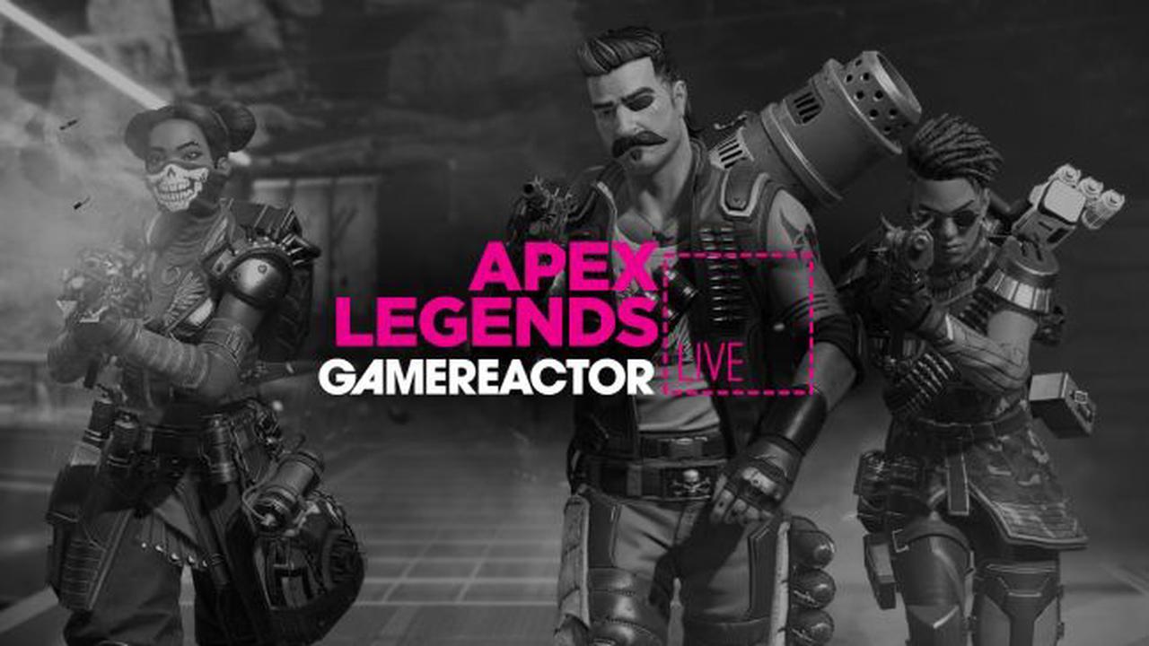 Nous testons la Saison 8 d'Apex Legends dans GR Live aujourd'hui