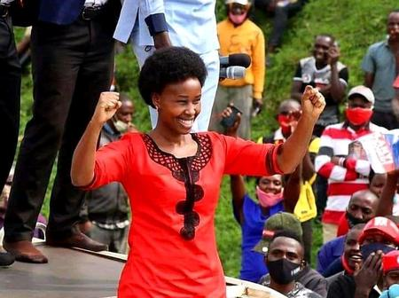 Meet Bobi Wine's Beautiful Wife Who Has Stood By Him All This Time (PHOTOS)