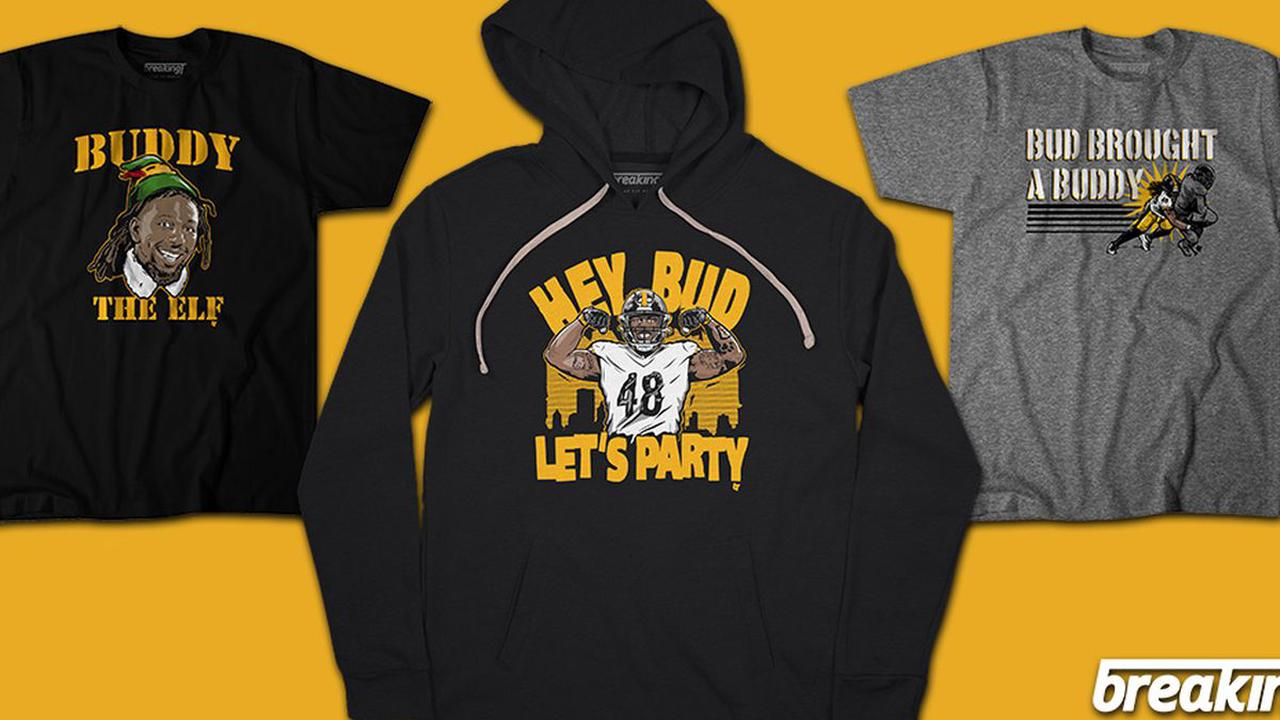 Check out the all new designs for the Bud Dupree BTSC collection