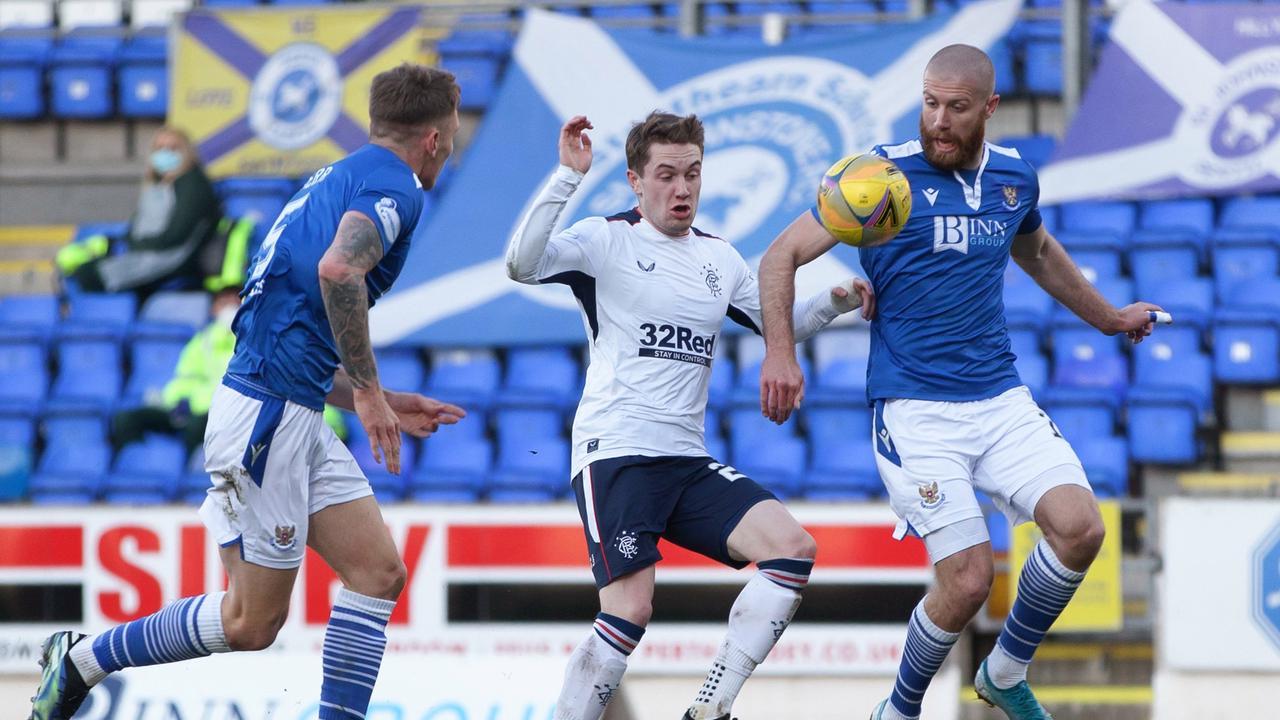 Rangers bringing in Scott Wright early was masterstroke, says Derek McInnes
