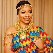 Nengi stuns in Ghanaian attire as she wishes Ghana happy independence day