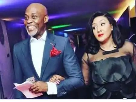 See Cute Pictures of Nollywood Actor, RMD And Chris Okotie's Ex-wife