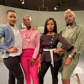 Look at these best Actors at Muvhango and see their real-life here