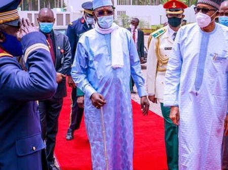 Chadian President to Buhari: