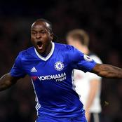 Seven years after Victor Moses loan spell, See seven records that were broken