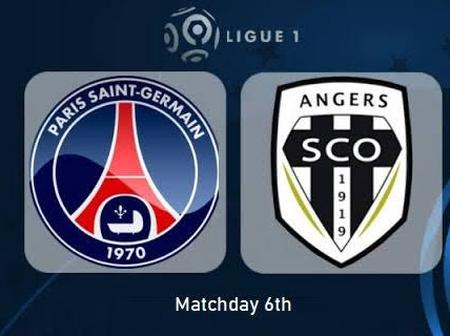 PSG Vs Angers : Match Preview, Head to Head Stats, Match Predictions