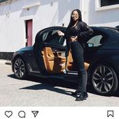 It seems like AKA cannot get enough of his girlfriend, see what he said to her
