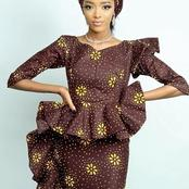 Do you want to look lovely in African fabrics? Try these attractive Ankara latest styles