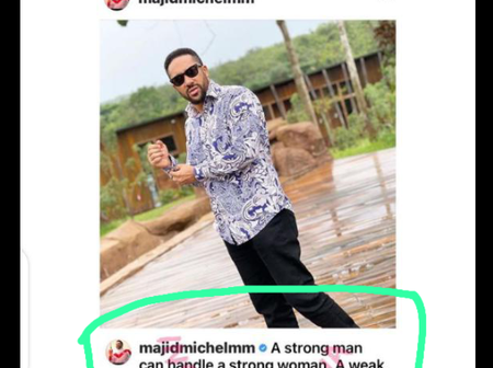 Actor Majid Michel_ strong women don't have attitudes