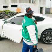 Reactions As Singer, Barry Jhay Allegedly Arrested In Ghana After The Death Of His Record label Boss