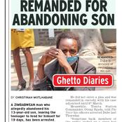Botswana police arrest Zimbabwean man who abandoned his child without food while he hustled