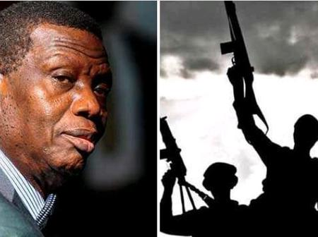 Pastor Adeboye Gives Glory To Jesus As He Shares Exciting News About Kidnapped RCCG Members.