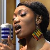 Video Of Wendy Shay Singing In Church Causes A Stir Online.
