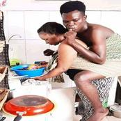I Laughed When I Saw What This Woman Is Doing To Her Husband, See Other Funny Pictures For Fun