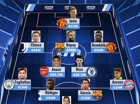 3 Days Left To The End Of The Summer Transfer Window, Here Is An XI Of The Biggest Transfer Rumours