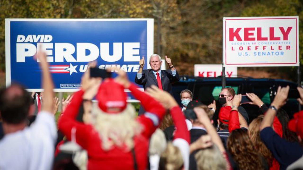 Georgia Senate Election Will Determine Future Of Healthcare Insurance For Whole Of USA.