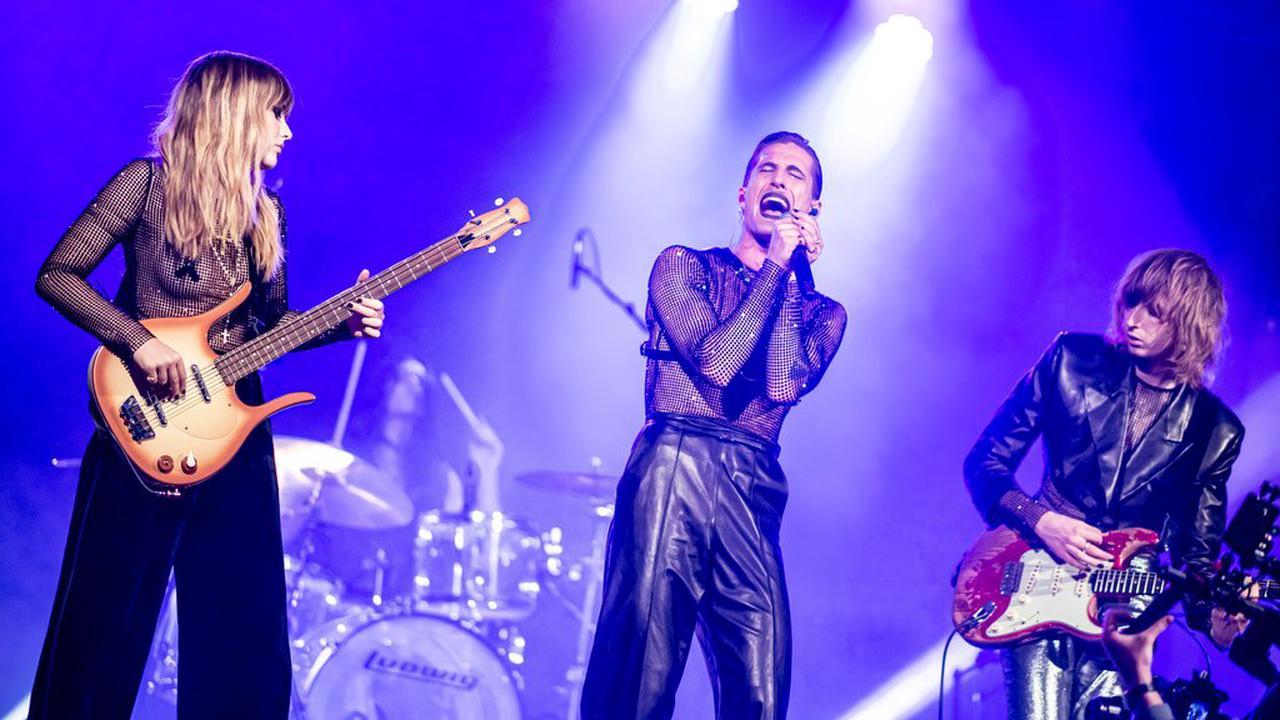 ESC-Gewinner Måneskin spielen erstes Konzert in Berlin