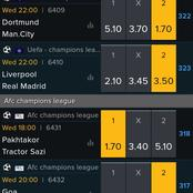Stake on these Well Analysed Soccer Predictions and Win Tonight.