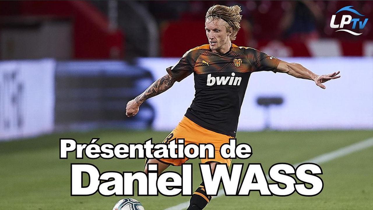 Mercato OM : présentation de Daniel Wass