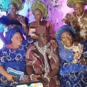 Meet The Two Wives Of Yoruba Actor Ogogo Who Are Muslim And Christian (Pictures)