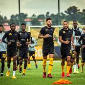 Kaizer Chiefs Announce Full Squad to face Wydad Casablanca in CAF Champions League