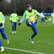 Chelsea predicted lineup against Manchester United, as Tuchel set to make six changes.