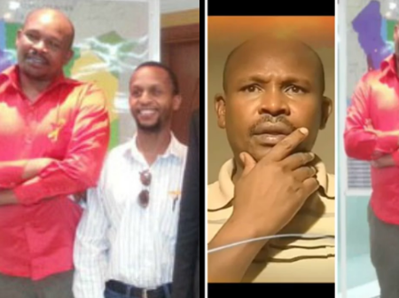Another Former Tahidi High Actor Pleads For Help