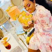 Makhumalo Mseleku celebrated her thirty second birthday. See pictures.