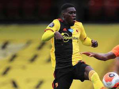 Watford are ready to sell Sarr to Manchester United