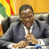 Breaking News| President Mnangagwa Donates US$26,344 For The Construction Of A School In Zambia.