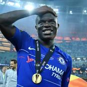 See the player Kante says haw a great potential at Chelsea
