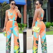 Ladies Check Out These Stunning Outfits For Classy Ladies