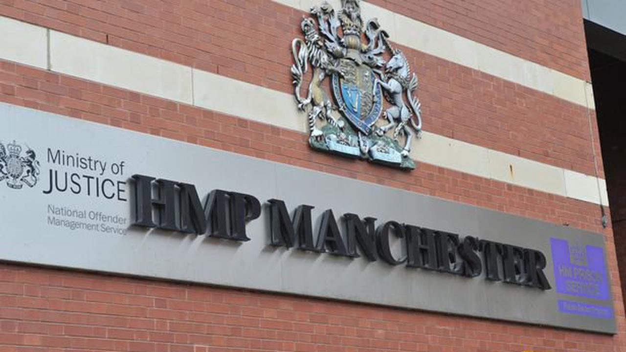 A convicted rapist was found hanged in his cell at Strangeways the day after he was jailed