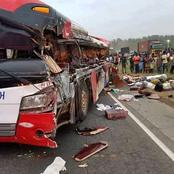 Ghana has recorded over 600 death cases of accident in just four months