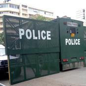 Thika Roadblock Police Tighten Security With Extension Of Restrictions