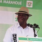 Alassane Ouattara justifie les parrainages invalidés de Mabri et d'Amon-Tanoh à la présidentielle