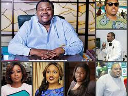 Beautiful Photos Mike Adenuga His Wife And Children