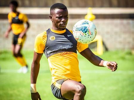 George:Play Lazarous Kambole as a central attacker!