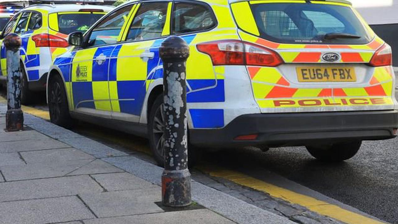 Southend: Police officers injured in crash near Queensway underpass