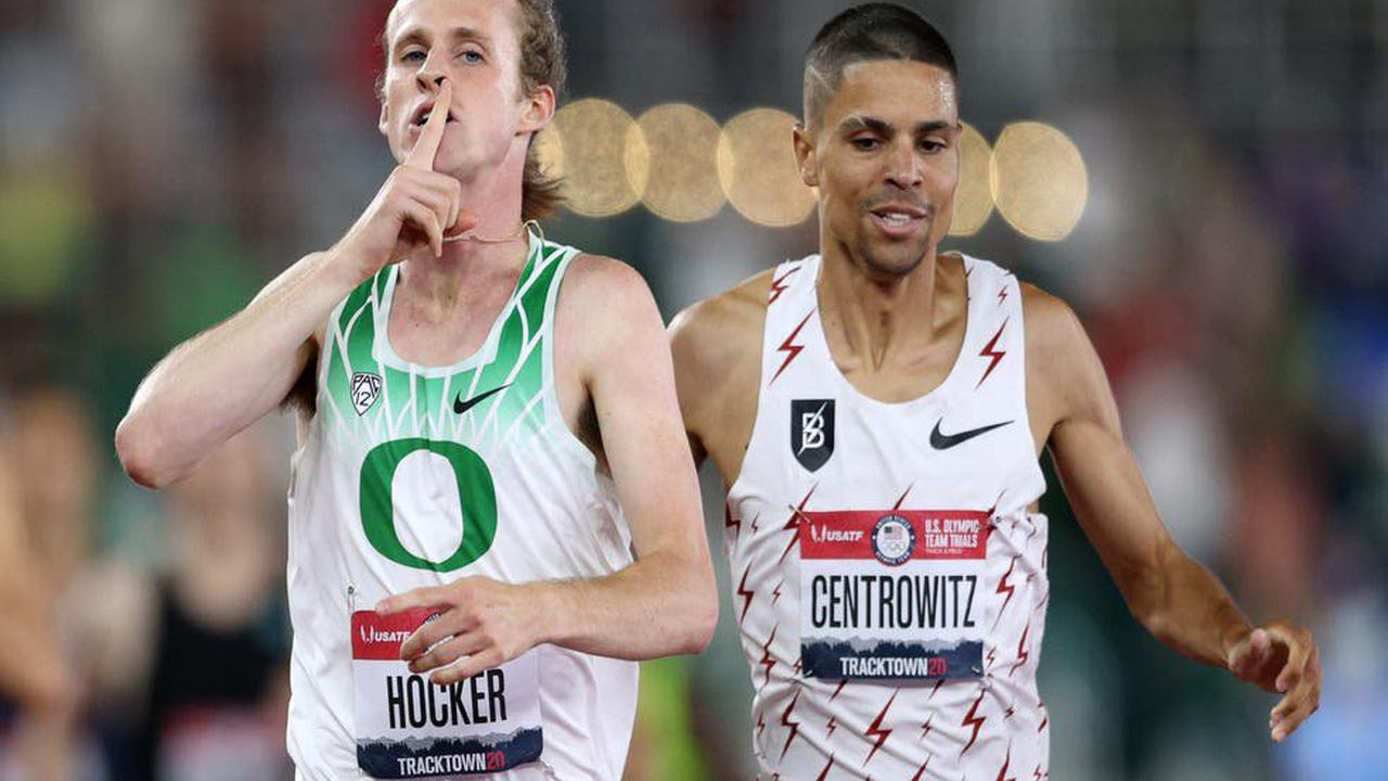 Who is Cole Hocker? Team USA runner continues meteoric rise in 1,500m at Tokyo Olympics