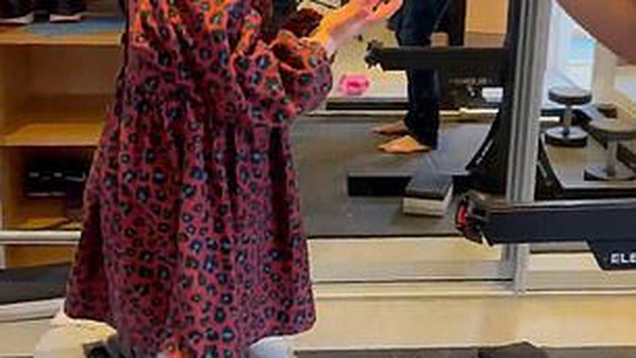 Runs in the family! Joe Wicks marvels at his daughter, 2, holding up her own bodyweight for 30 SECONDS as he's joined by his children in the home gym