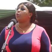 Aisha Jumwa Reveals What he will do if Raila Odinga is Elected President
